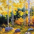 Autumn Beauty Of Sangre De Cristo Mountain by Gary Kim