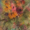 Autumn Blooms by Barbara Colangelo