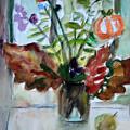 Autumn Bouquet by Andrey Semionov