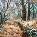 Autumn Brush by JoAnne Corpany