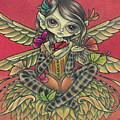 Autumn Butterflies by Tanya  Ross