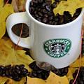 Autumn Coffee by Jon Benson