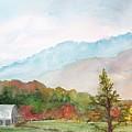 Autumn Colors by Kris Dixon