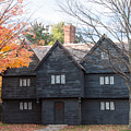 Autumn Comes To The Witch House by Jeff Folger