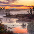 Autumn Dawning by Irwin Barrett