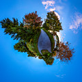 Autumn Divergence  by Chris Bordeleau