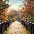 Autumn Encounter by Jessica Jenney