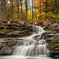 Autumn Falls by Sara Hudock