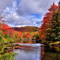 Autumn Flow by David Patterson