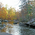 Autumn Flows Toward Winter by Mother Nature