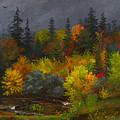 Autumn Foliage by Jasper Francis
