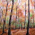 Autumn Forrest by Lizzy Forrester