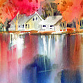 Autumn, Fox River by Catherine Nash