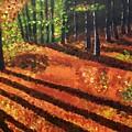 Autumn Glow by Mats Eriksson