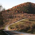 Autumn Hill Near Hancock Maryland by William Kuta