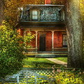 Autumn - House - The Estates by Mike Savad