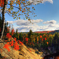 Autumn In Arrowhead Provincial Park by Oleksiy Maksymenko
