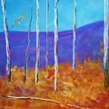 Autumn In Cloudcroft by Melinda Etzold
