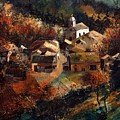 Autumn In Frahan by Pol Ledent