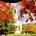 Autumn In Gilmanton by Robert Clifford