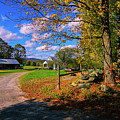 Autumn In Montpelier by Scenic Vermont Photography