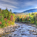 Autumn In New Hampshire by Don Mercer