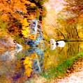 Autumn In The Park by Debra Lynch