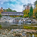 Autumn In The White Mountains by Ron Christie