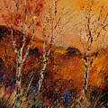 Autumn Landscape 45 by Pol Ledent