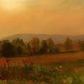 Autumn Landscape by Mountain Dreams