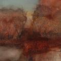 Autumn Landscape by Leszek Lorens