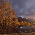 Autumn Landscape Near Telluride by Annie Griffiths