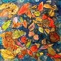 Autumn Leaves by Barbara O'Toole