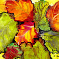 Autumn Leaves by Susan Kubes