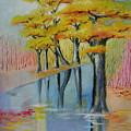 Autumn by Lian Zhen