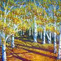 Autumn Light by Sharon Marcella Marston