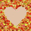 Autumn Love Heart by Isabella Howard