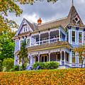 Autumn Mansion by Steve Harrington