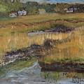 Autumn Marsh by Michael Helfen