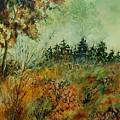 Autumn Mist 68 by Pol Ledent