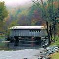 Autumn Morning Mist by Dan Dooley