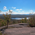 Autumn On Bald Mountain by David Patterson