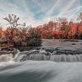 Autumn On The Niagara by Rod Best