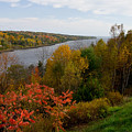 Autumn On The Penobscot by Brent L Ander