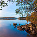 Autumn On The Rocks by Ismo Raisanen