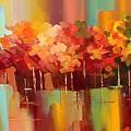 Autumn by Paula Berteotti