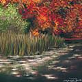 Autumn Pond by Susan Jenkins