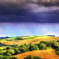 Autumn Rain by Dominic Piperata