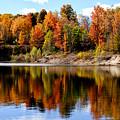 Autumn Reflected by John McArthur