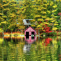 Autumn Reflections by Evelina Kremsdorf
